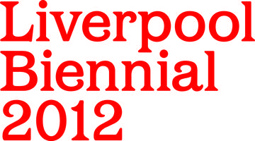 Liverpool Biennial 2012 Professional Accreditation
