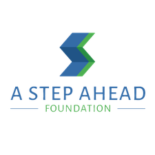 A Step Ahead Foundation logo