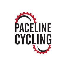 Kathryn and Erik Baker - Owners of Paceline Cycling logo