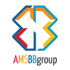 AMS Global and AMS BridgeBlue  logo