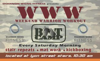 WWW- Weekend Warrior Workout