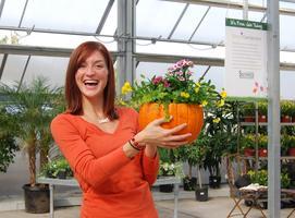 Pumpkin Planter Class