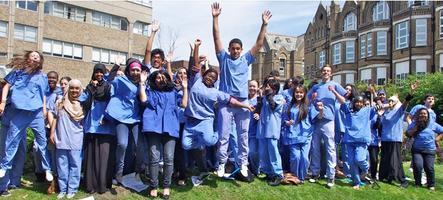 Target Medicine Summer School 2017 at UCL Medical School