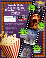FREE South Main Association Movie Night - Presented by...