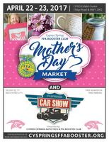 Mother's Day Market & Car Show