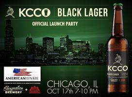 American Junkie KCCO Black Lager Chicago