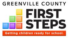 Greenville First Steps logo