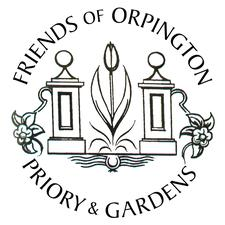 Friends of Orpington Priory and Gardens logo