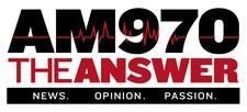 AM 970 The Answer logo