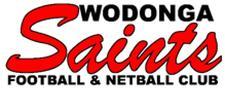 Wodonga Saints Football Netball Club logo