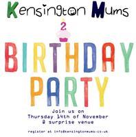 Kensington Mums 2nd Birthday