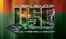 U-neekSounds Entertainment  logo