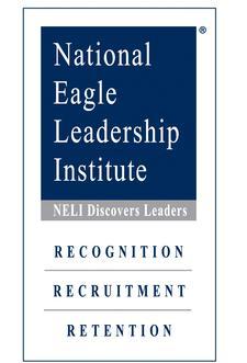 National Eagle Leadership Institute (NELI) logo