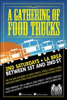 2nd Saturdays, Gathering of Food Trucks