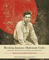 Book Launch: Breaking Japanese Diplomatic Codes David...