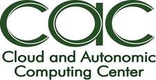 National Science Foundation Cloud and Autonomic Computing Center logo