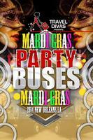 Mardi Gras Party Buses 2014