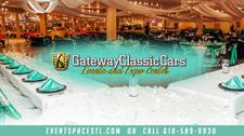 Gateway Classic Cars Events & Expo Center by Entertainment Marketing Services logo
