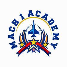Mach1 7v7 Football logo