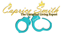 Uncuffed Living Expert~ Caprice Smith  logo