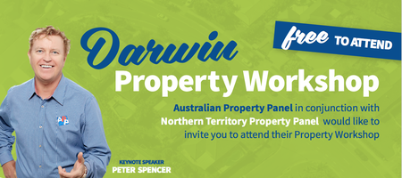 Darwin   Find out how to invest in Property