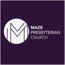 Maze Presbyterian Church logo