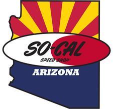 SO-CAL Speed Shop Arizona logo