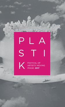 PLASTIK Festival of Artists' Moving Image logo