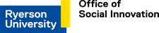 Office of Social Innovation at Ryerson University logo