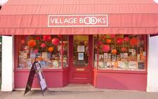 Village Books in Dulwich Village logo
