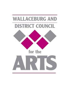 Wallaceburg & District Council for the Arts logo