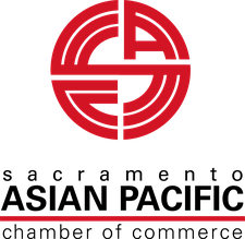 Sacramento Asian Pacific Chamber of Commerce logo
