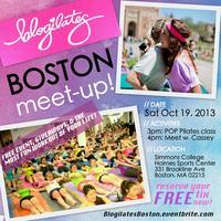 Blogilates Boston Meet-up!