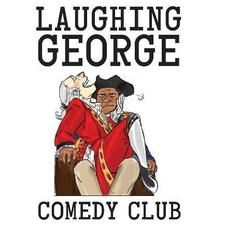 Laughing George Comedy Club logo