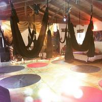 Yoga, Aerial Yoga Play + Sound Healing Class