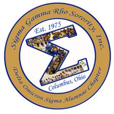 Delta Omicron Sigma Alumnae Chapter and Family logo