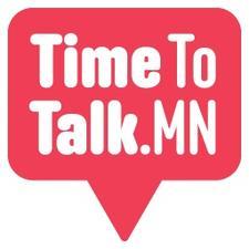 TimeToTalk.MN logo