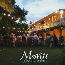 Mavis's Kitchen Community Dining Events logo