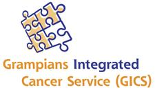 Grampians Integrated Cancer Service (GICS) logo