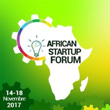 AFRICAN STARTUP FORUM, le forum économique des Startups, des Incubateurs et des Investisseurs d'Afrique logo