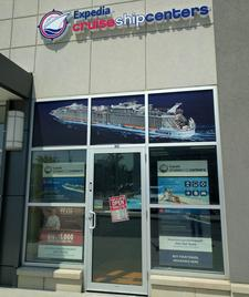Expedia CruiseShipCenters, Don Mills logo