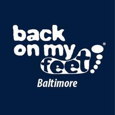 Back on My Feet Baltimore logo