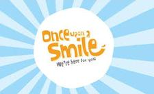 Once upon a Smile - Paul Hughes logo