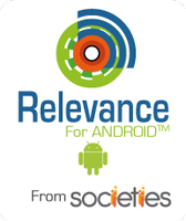 Relevance Android App @ ICT2013 - SOCIETIES User Trial.