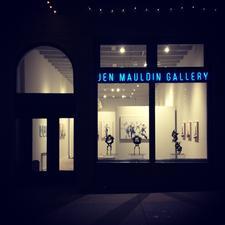 Jen Mauldin Gallery logo