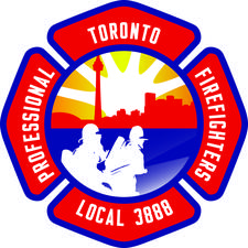 Toronto Professional Fire Fighters' Association - TPFFA - IAFF Local 3888 logo