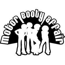 Motor Booty Affair logo