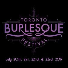 Toronto Burlesque Festival logo