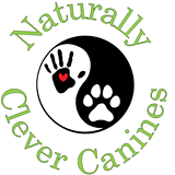 Naturally Clever Canines logo