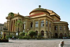 Tuck and Patti at Teatro Massimo
